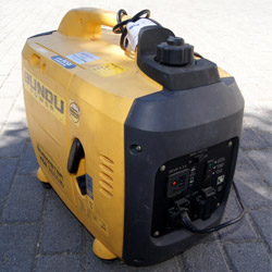Generator for Hire Cape Town SoundFX